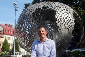 Telenors nätverksexpert Patrik Nilsson kan konstatera att surfandet ökat i takt med företagets satsning på en nätutbyggnad