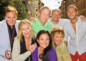 """Är det inte telia-pappan? Jo, förutom kända skådisar som till exemepl Lasse Brandeby, Johannes Brost och Sanna Ekman medverkar också Roland Nordqvist som spelar pappan i reklamen i """"Pengarna eller livet""""."""