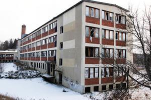 Björknäs gamla sjukhem i Kramfors.