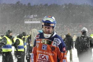 Patrik Larsson gjorde en deppig sorti efter ovädersfinalen 2010.