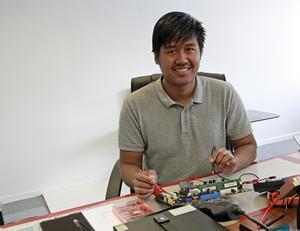 Cung Ling kan laga såväl datorer som mobiler och läsplattor.