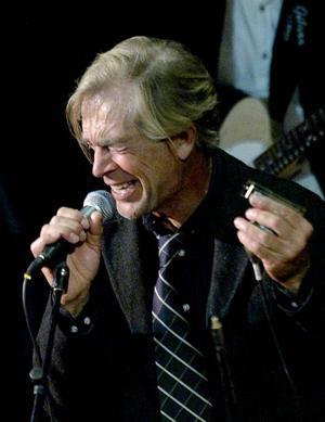 Bill Öhrström spelar på Jazzköket, i morgon den 6 februari.