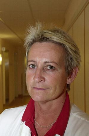Ingegerd Lantz är beredd att kommat tillbaka till sitt jobb som chef för länets kvinnosjukvård nu när den överordnade chefen Hanna Brevemark Jansson inte längre är kvar.