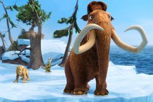 Ice Age är en av de filmer som gett inspiration åt Fox nya nöjespark.