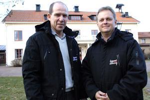 Stiftsgården i Rättvik har gått in som partner till Beyond Skiing Foundation som arbetar med organisationen kring Skid-VM i Falun 2015. Niklas Johansson arbetar för Beyond Skiing.