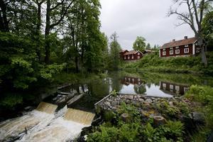 """Vacker by. """"Järle är både historiskt intressant och en fin miljö"""", säger Mats Areskough.Arkivfoto: Sofie Isaksson"""