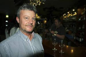 Patrik Nilsson är mycket nöjd med vad den årliga maltfestivalen har utvecklats till.