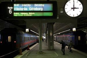 Regeringen måste framhäva miljönyttan av tågtransporter.