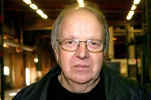 Göran Larsson, Gränsfors, kom hit som svetsare redan när Bergsjöverken ägdes av bröderna Lööf.