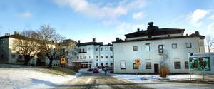 Härnösands sjukhus är knappast ute ur bilden. Dit kallas nu också Sundsvallsbor för läkarbesök.