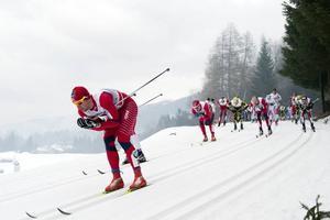 Mästaren. Petter Northug vinner tävlingar – men hur går det när han utmanas i spåret av en svensk professor som vill sätta hastighetsrekord?