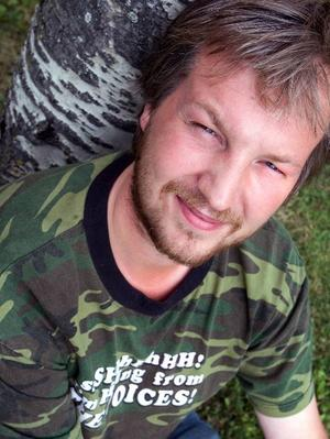 Rickard Hallström, cityledare för City Östersund.
