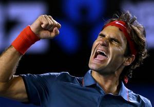 Roger Federer går mot en ny vår och spelade fantastisk tennis i kvartsfinalen mot Andy Murray. Nu väntar Rafael Nadal.