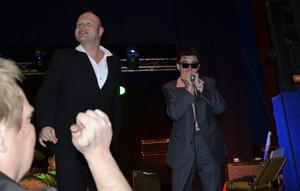 Bångbro-blues. Tommy Moberg och Steve Weston.