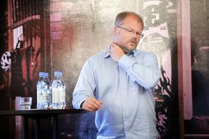 Timrå IK:s sportchef Kent Norberg.