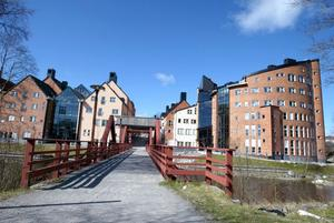 Mittuniversitetet i Sundsvall.