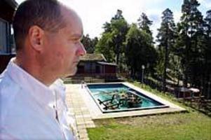Arkivfoto: GUN WIGH Upprörd. Björn Thysell är upprörd över den metod som elföretaget använder.