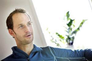 Anders Södergren förde fram idén om ett skidnära uthyrningsboende för både motionärer och elitåkare.