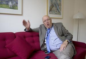 Ulf Berg (M) har ingått som ledamot i parlamentariska landsbygdskommittén.