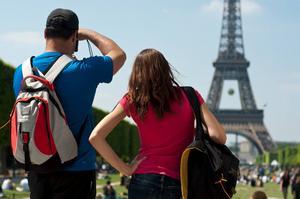 Kulturturisten fortsätter förkovra sig på semestern.   Foto: Shutterstock.com