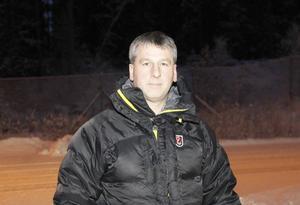 Johan Lundberg, ordförande i Jägareförbundet Gävleborg.
