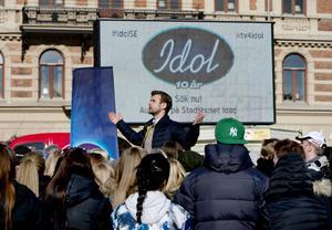 Intresset för Idol var stort när tävlingen kom till Sundsvall - i kväll får vi se vilka juryn fattade tycke för.