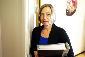 – Det är klart att det finns en frustration. När det är så uttalat som det är i Gävle bland politiker och höga tjänstemän att måluppfyllelsen ska öka blir det kluvet om vi inte har resurser att genomföra det, säger Karin Ahlgren, ordförande för Lärarnas riksförbund i Gävle.
