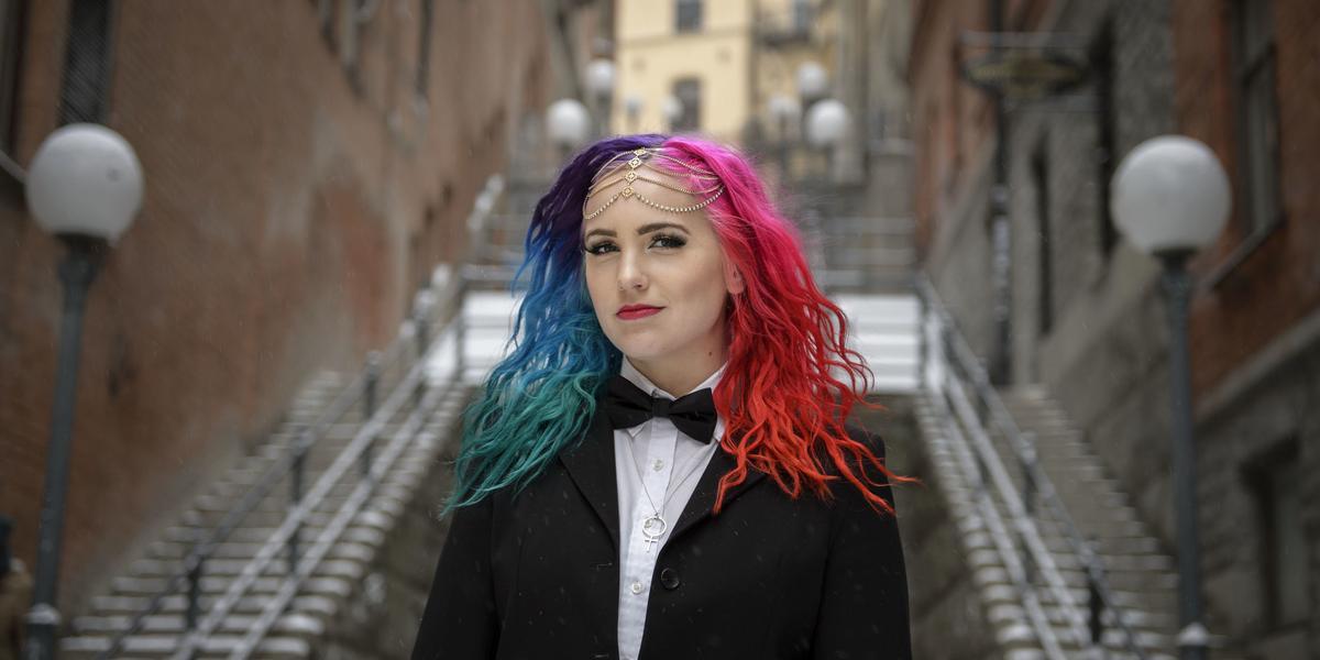 Kristin Hellstrm, Kvinna, 25 | Sderhamn, Sverige | Badoo