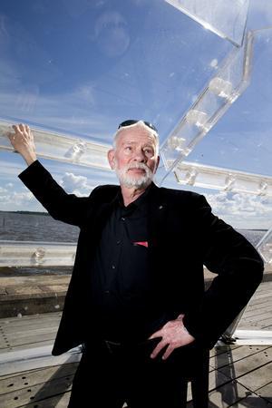 Stadsarkitekten Lars E Persson var verksam i Västerås i drygt 30 år.