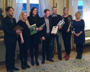 Diplomerade blev Mårten Lagergren, Veronica Bennerman, Maria Hallström, Sebastian Lindström, Mikael Göthesson, Sara Larsson och landshövding Britt Bohlin.