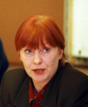 ...Birgit Friggebo.