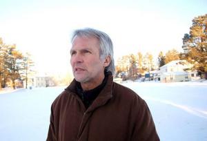 """""""Om det inte finns något intresse av att bygga Sveriges bästa äldreboende i Strömsund. Vad är då intressant?"""" frågar sig Johnny Wiktorsson. Foto: Jonas Ottosson"""