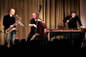Publikfavorit blev inte oväntat polske vibrafonisten Dominik Bukowski.