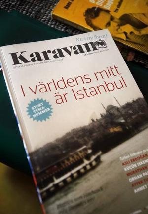 2009 års Dagermanpristagare: Tidskriften Karavan.