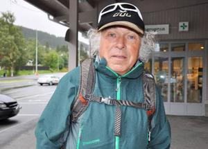 Jan Karlsson, Åre:– Bostäder för seniorer i Åre. Det är viktigt att även fastboende i Åre by har någonstans att bo, kommunen har ju också fått en tomt för just seniorboende, Abestomten. Men där byggde man vanliga hyresrätter.