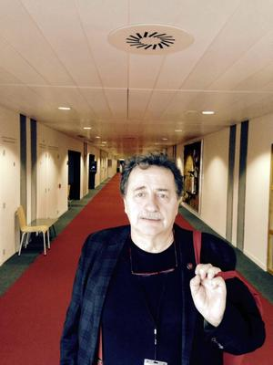 – Det finns anledning till oro tror jag, säger Jens Nilsson, S, när GD träffar honom i EU-parlamentet i Strasbourg.