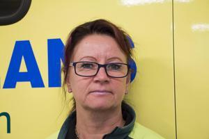 Birgitta Brandebo slutar redan om drygt en vecka. När förslaget om jouren kom insåg hon direkt att hon inte skulle kunna jobba kvar. Nu går hon över till kommunens hemsjukvård.