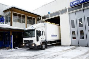 I fjol, lagom till jul, skänkte Lastbilsbolaget G Persson AB en lastbil till Erikshjälpen.