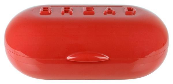 Tjusig ask. Lägg godbitarna i brödburken med retrorstil. Finns i svart och rött på Lagerhaus och kostar 299 kronor.