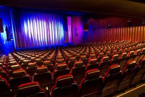 Regeringen anslår extra mycket pengar till filmområdet i budgeten. ARKIVBILD.