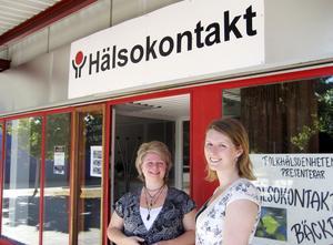 Permanentas. Hälsokontakt i Bäckby blir kvar som en del av en utbyggnad av hälsocentra. Bilden är från 2008. foto: VLT:s arkiv