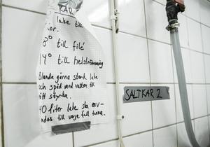 Wedins salteri upphörde med sin verksamhet 2011.