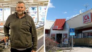 Ica i Söråker och dess ägare Torbjörn Lagergren har drabbats av två rififikupper på kort tid.