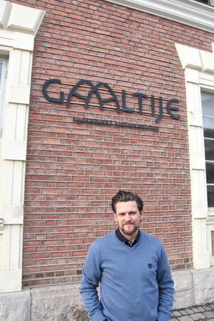 Jerker Bexelius jobbar som verksamhetschef på det sydsamiska kulturcentret Gaaltije i Östersund och tror att det finns goda chanser att parlamentet flyttar hit.
