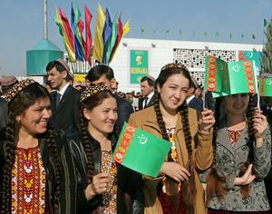 Turkmenistan: 10,72 inv/km2 = Kramfors: 10,87 inv/km2.