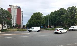 En ny infart till Gävle strand är en av de frågor som trafikutskottet kommer att hantera. Ett förslag är att öppna Nygatan för genomfartstrafik. Ett annat att helt stänga infarten till Öster och bygga en ny infart via en bro från magasinsområdet.