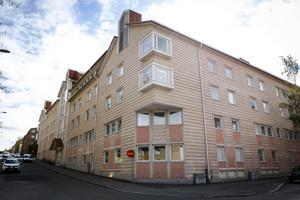 Foto: Fredrik WestbergPsykiatrimottagningen i Östersund.
