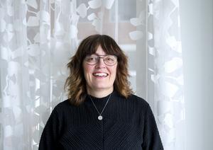 Camilla Dückhow, 50, marknadskoordinator, Njurunda: