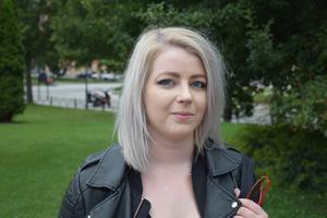 Anna Ullberg, 30 år, frisör, Sundsvall.
