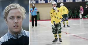 Jonas Pettersson. FOTO: Peter Axman/Billy Hammer